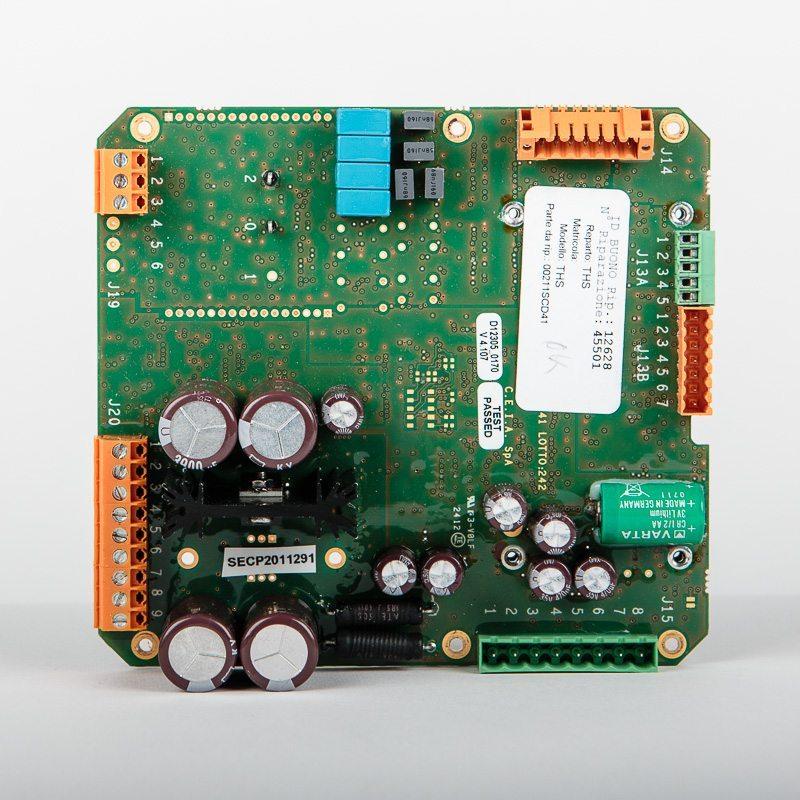 V5 SCD card<br/>part code 4327