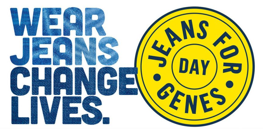 Jeans for Genes Day 2017 - Metal Detection Services Ltd