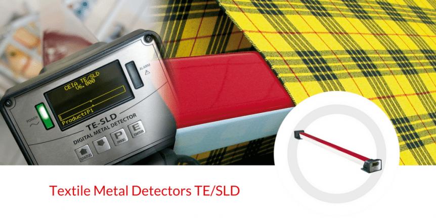 textile metal detectors