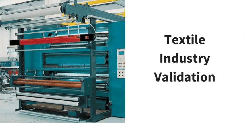 metal detectors for textiles