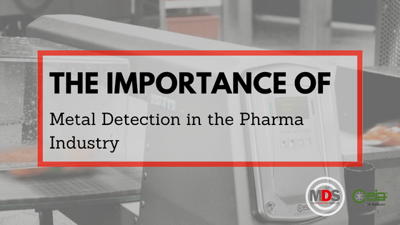 Metal Detection for the Pharma Industry