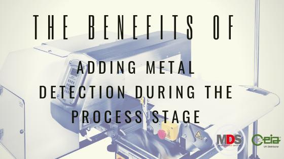 industrial metal detection equipment